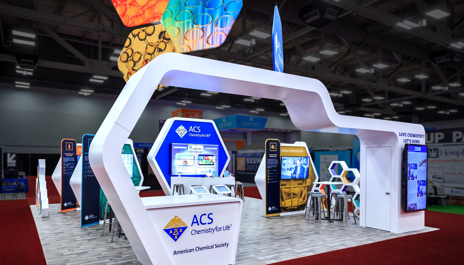 REQ ACS SXSW Booth Design