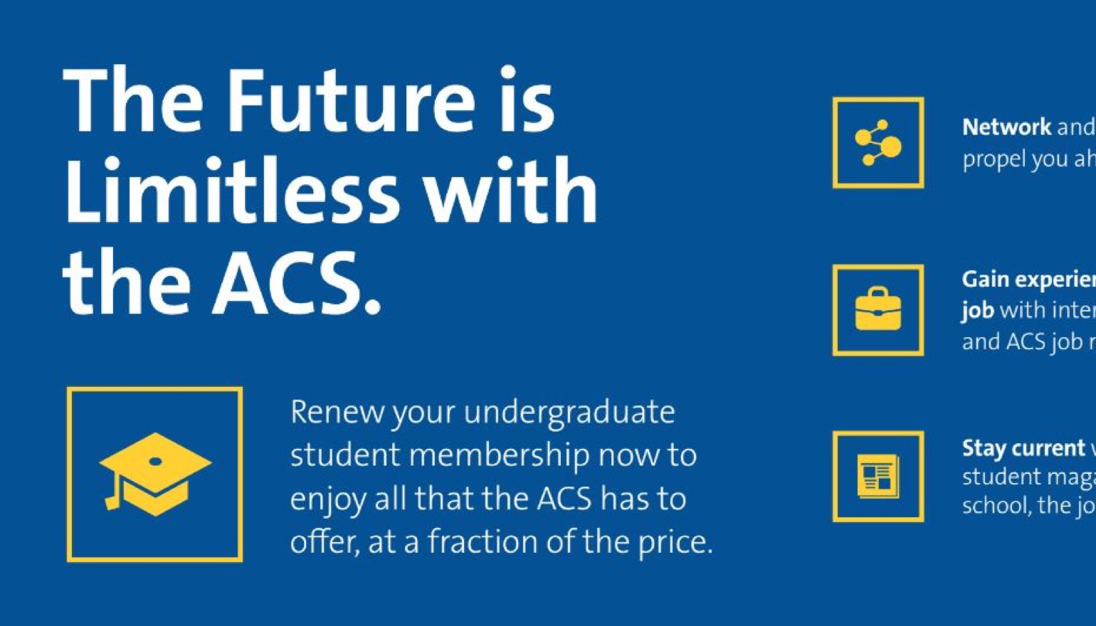 REQ ACS Membership Signup