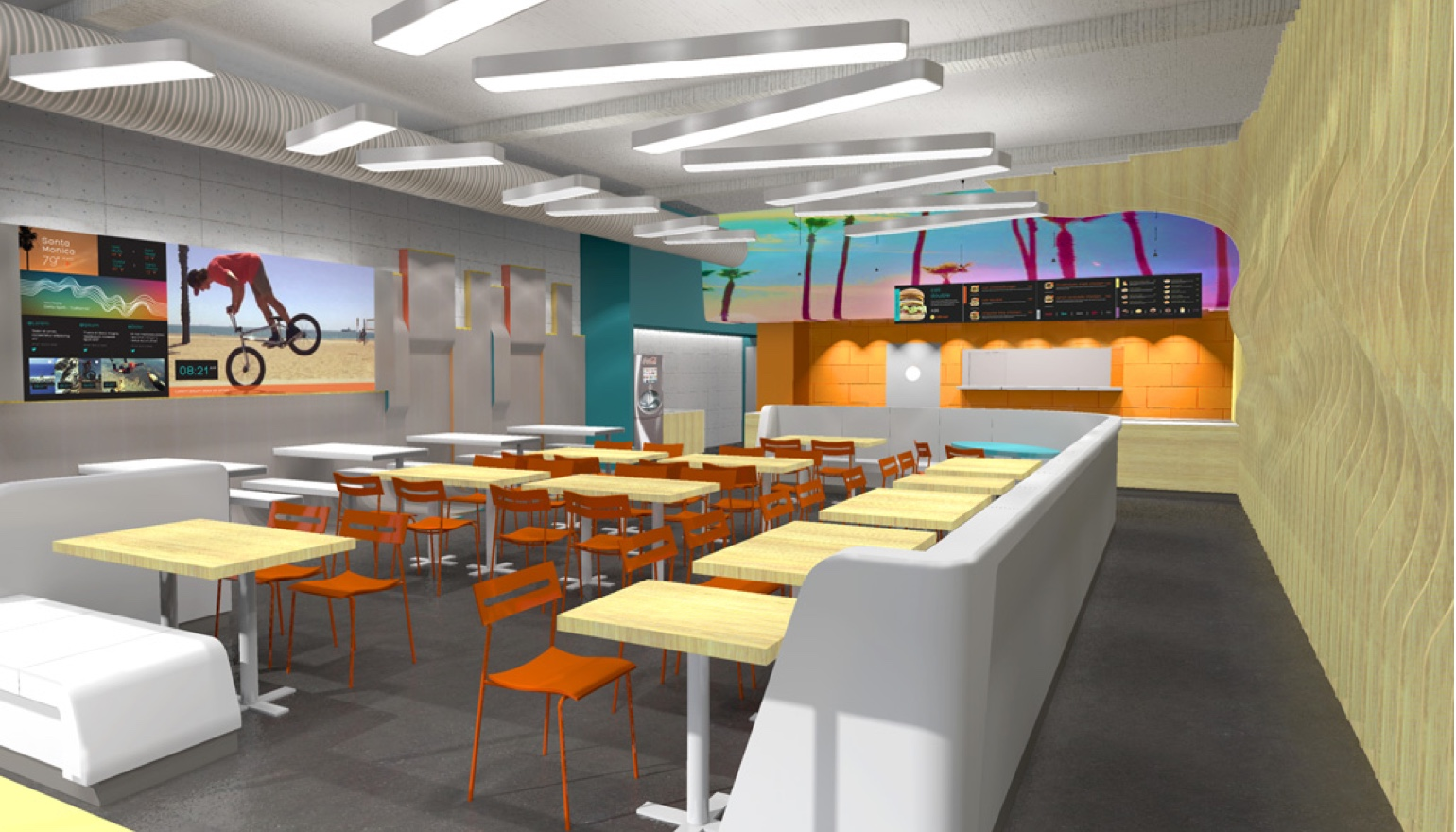 REQ Caliburger Environmental Design