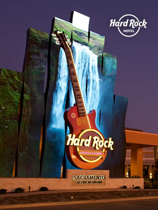 REQ Hard Rock Hotel and Casino Sacramento Digital Marketing Case Study
