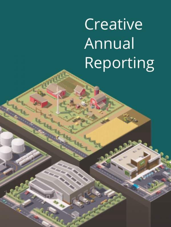REQ Creative Annual Reporting Case Studies