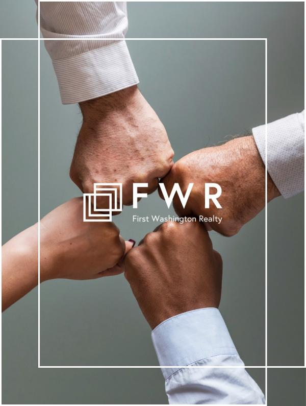 REQ First Washington Branding & Content Strategy Case Study