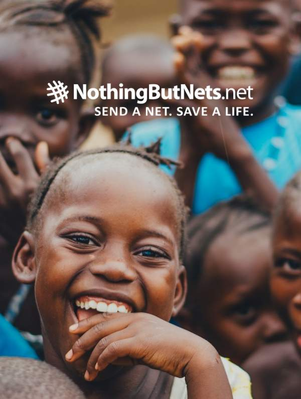 REQ Nothing But Nets Site Redesign & Social Media Case Study