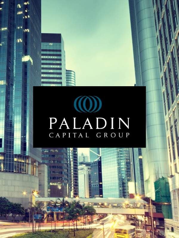 REQ Paladin Capital Group Website Design & Brand Strategy Case Study