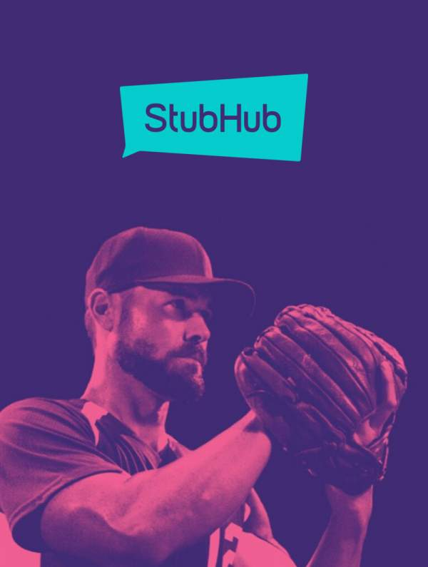 REQ StubHub Website Redesign, Email Marketing & Branding Case Study