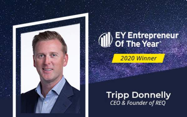 CEO Tripp Donnelly Named EY Entrepreneur of the Year
