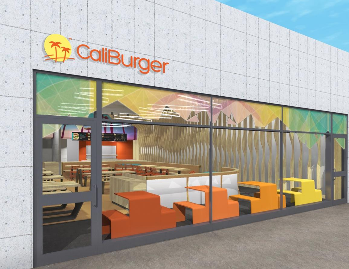 REQ Caliburger Storefront