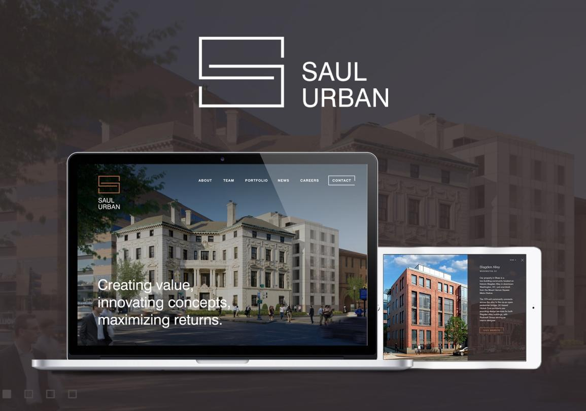 REQ Saul Urban Website