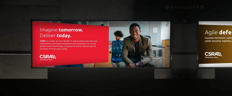 REQ | CSRA | Brand Strategy, Website Design & Paid Ad