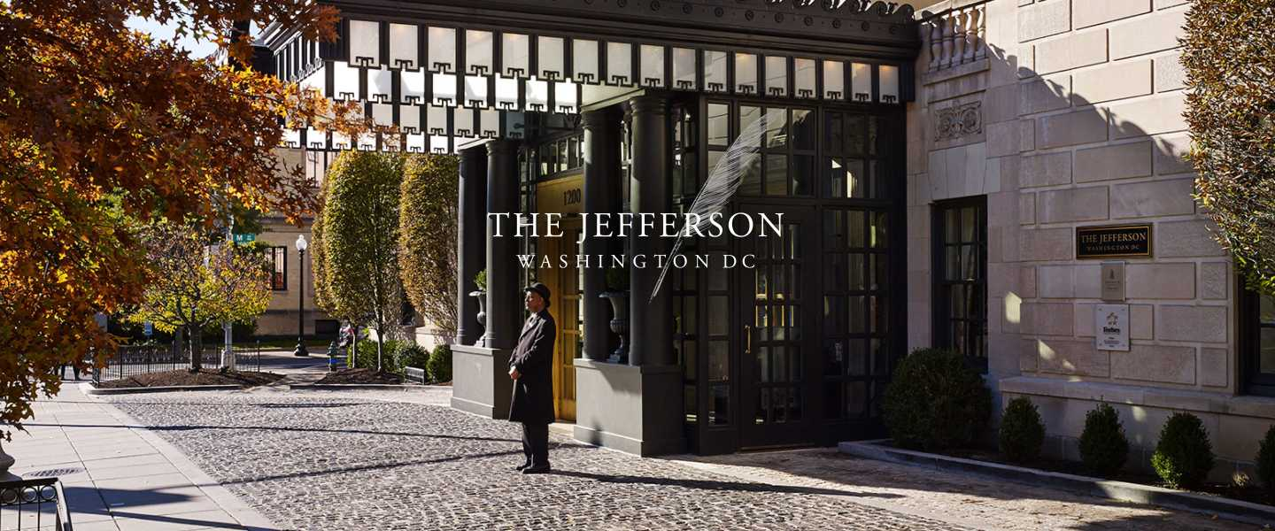 REQ Jefferson Hotel DC