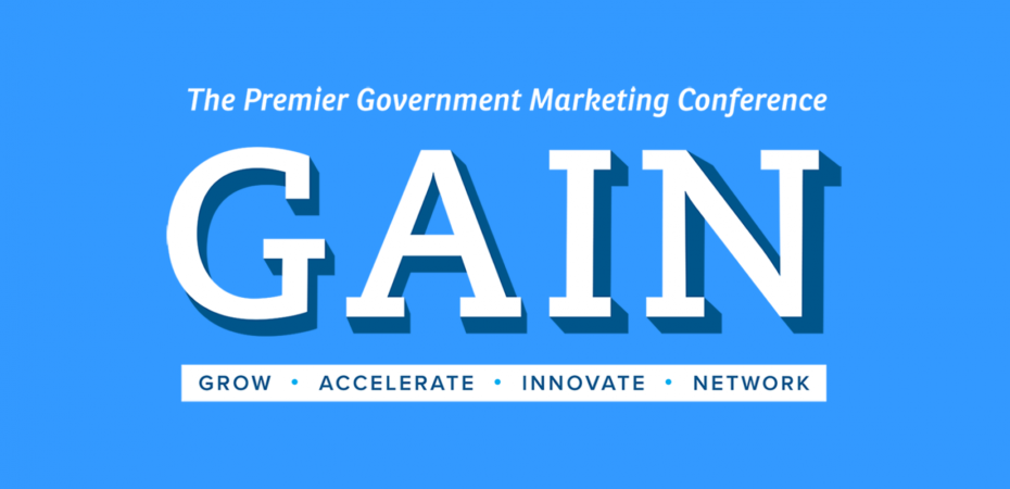 Calling all Government Marketers to the 2020 GAIN Conference