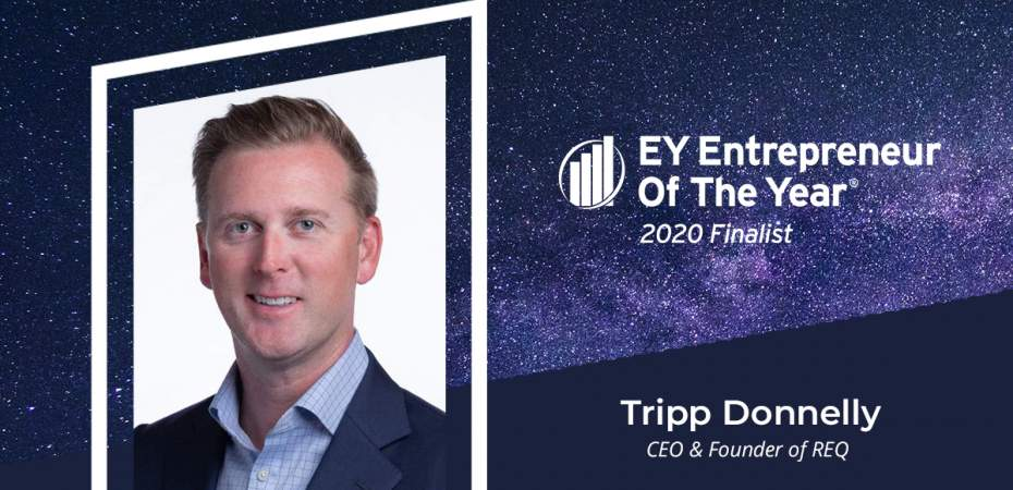 Tripp Donnelly EY Entrepreneur of the Year 2020