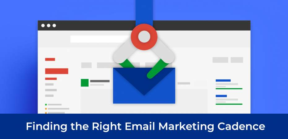 REQ Finding the Right Email Cadence
