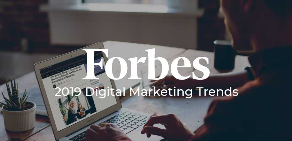 Today in Forbes: REQ CEO Tripp Donnelly on 2019 Marketing Trends