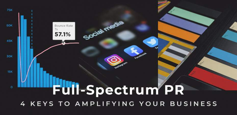 REQ Full-Spectrum PR Amplifying Your Business