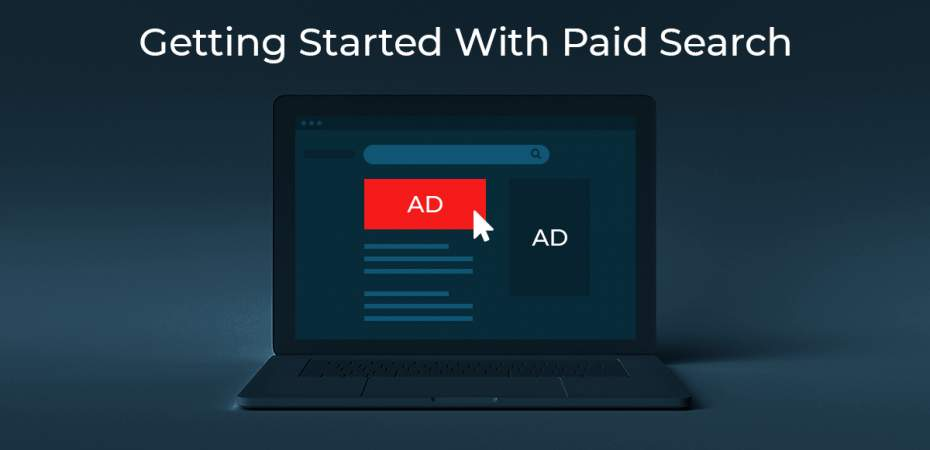 getting started with paid search