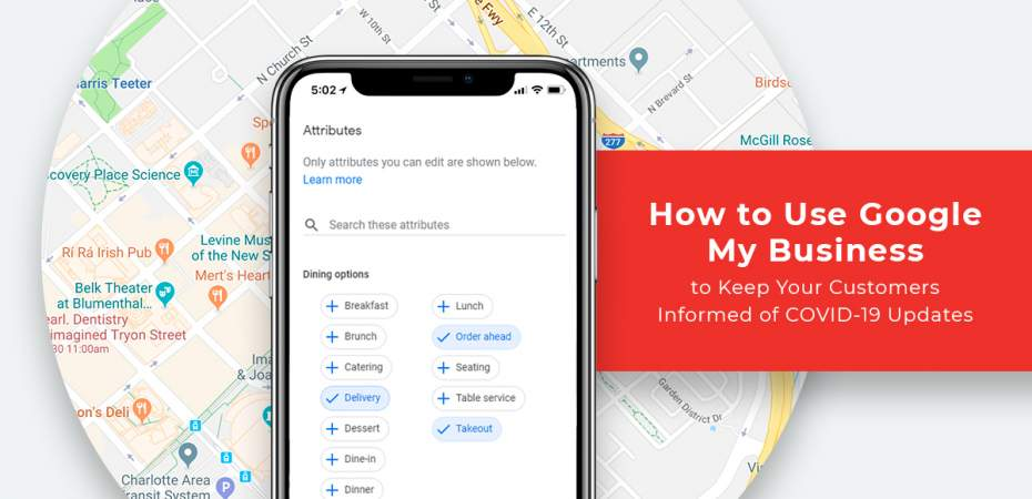 REQ How to Use Google My Business to Keep Customers Informed COVID-19