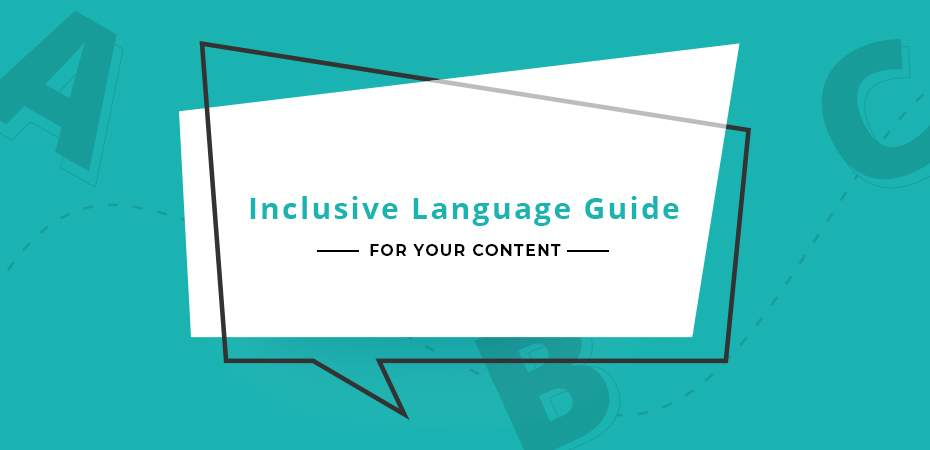 REQ Inclusive Language Guide for Your Content