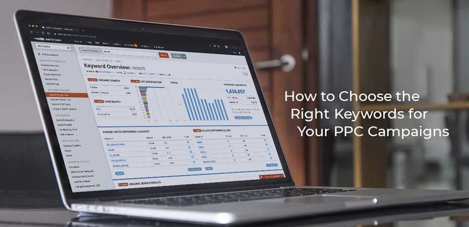 REQ How to Choose Keywords for PPC Campaigns