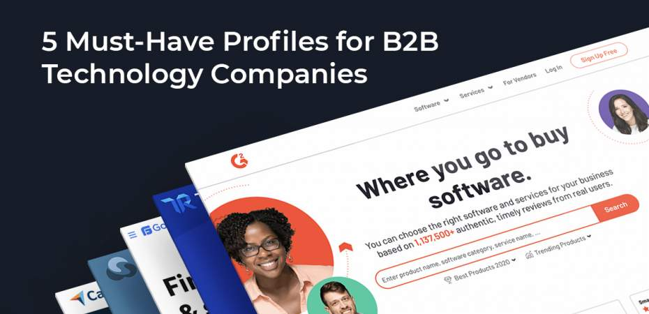 REQ Must-Have Profiles for B2B Technology Companies