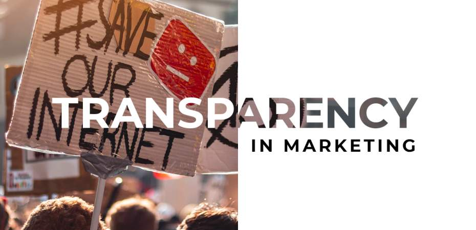 transparency in marketing