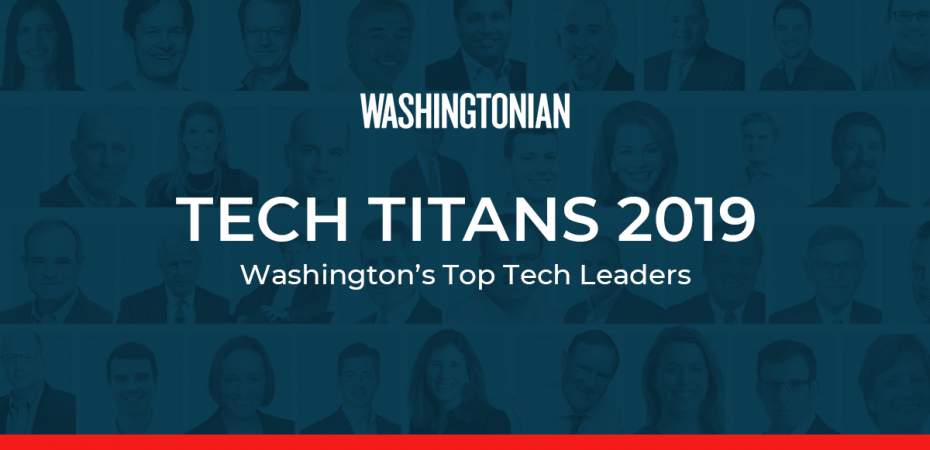 Tech Titans 2019 - Washington's Top Tech Leaders